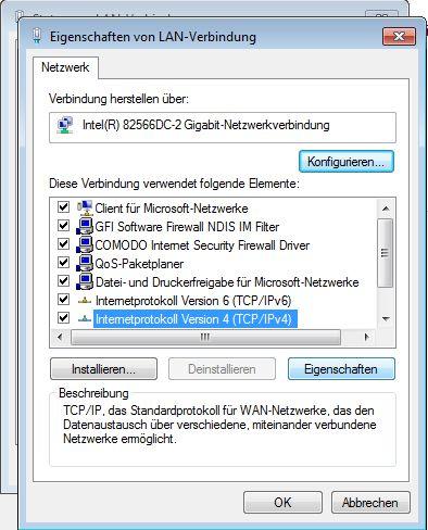 Ubiquiti PicoStation / Rocket als AccessPoint - Schritt 5