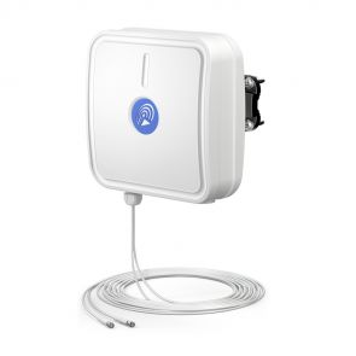 QuWireless QuPanel 5G / LTE Richtantenne mit robustem Gehäuse