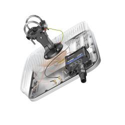 QuMax XR All-In Multiband Außentenne - Ansicht der Rückseite