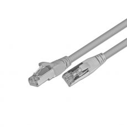 CAT.5e 10m Netzwerkkabel, FTP, 2 x RJ45, Grau