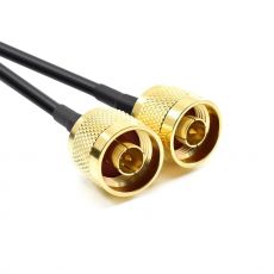 Antennenkabel für LTE Antenne - 10m, TWIN Kabel, N...