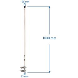 Interline HORIZON 12  - 2.4 Ghz WLAN Rundstrahlantenne...