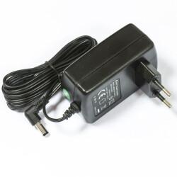 24 Volt Steckernetzteil welches im Lieferumfang enthalten ist