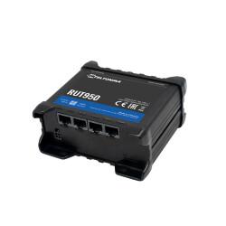Teltonika LTE Router 950 mit Dual SIM Karten Slot, WLAN...