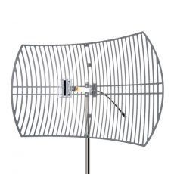 ALFA Network AGA-2424T - 2.4GHz WLAN Grid Richtantenne...