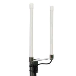 LTE Multiband 6,5dbi Rundstrahlantenne in weißem Gehäuse...
