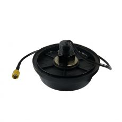 Dualband WLAN Antenne mit Gewinde auf der Unterseitezur...