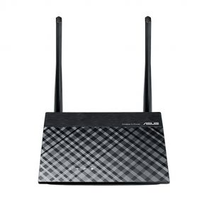 ASUS RT-N12E 3in1 WLAN Ruoter, Accesspoint, Repeater