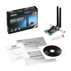 ASUS PCE-AC51 802.11ac WLAN PCI Express Karte