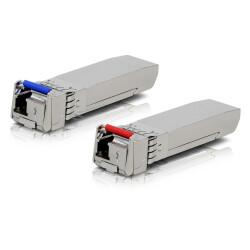 Ubiquiti UF-SM-10G-S Dual LC Transceiver