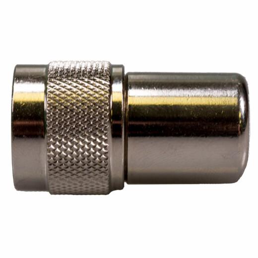 Koaxial Terminator / Widerstand mit 50 Ohm für 0-6 GHz, N Stecker