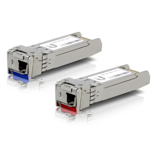 Ubiquiti UF-SM-10G-S-20 SFP+ / Dual LC Transceiver