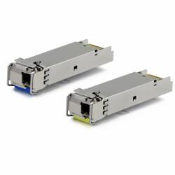 Ubiquiti UF-SM-1G-S LC / SFP Transceiver Set