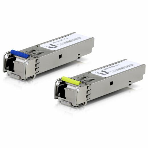 20er Pack Ubiquiti UF-SM-10G-S SFP / LC Transceiver