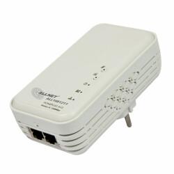ALLNET ALL1681211 Powerline DLAn Adapter mit integriertem...