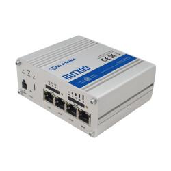 TELTONIKA RUTX09 CAT.6 LTE Industrie Router  mit Alu...