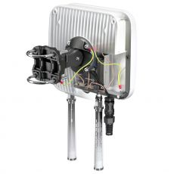QuMAX A950M LTE Richtantenne - Halbtransparente Ansicht des Gehäuses