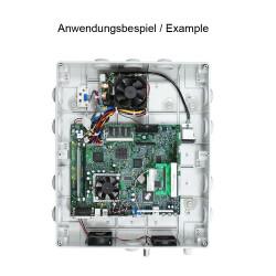 Anwendungsbeispiel mit MikroTik RouterBoard