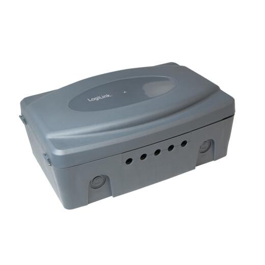 Logilink LPS223 - Wetterfeste IP54 Elektronik-Box