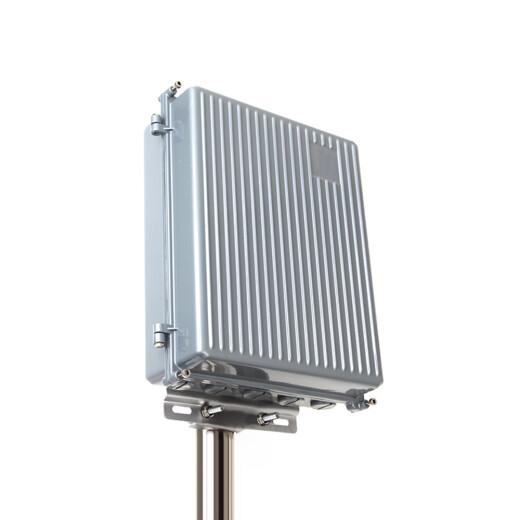 Aluminium Gehäuse für den Einsatz im Außenbereich passend für diverse MikroTik Boards und WLAN Accesspoints