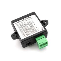 ALFA APOE03G - Redundanter passiv PoE Gigabit Adapter für...