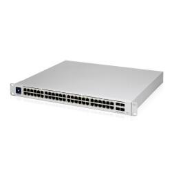 Ubiquiti UniFi Switch USW-PRO-48-POE mit 48 x RJ45 und 2...