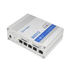 TELTONIKA RUTX12 LTE Router mit zwei integrierten LTE...