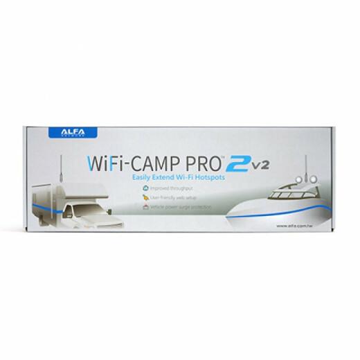 ALFA WiFi Camp-Pro 2 v2 WLAN Range Extender Kit