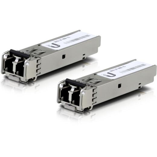 Ubiquiti UF-MM-1G-20 Multimode LC / SFP Transceiver Set