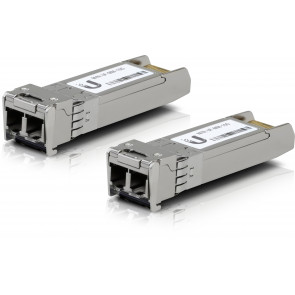 Ubiquiti UF-MM-10G Multimode LC / SFP Transceiver Set