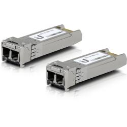 Ubiquiti UF-MM-10G-20 Multimode LC / SFP Transceiver Set