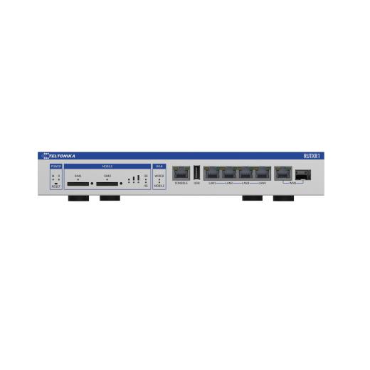 TELTONIKA RUTXR1 LTE Router mit Dual-Sim und 19 Zoll Rackmount Option