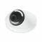 Detailansicht der UVC-G4-DOME mit Fokus auf die Linse und IR-LEDs