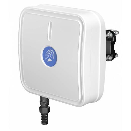 QuMax AX12M LTE, GPS, Bluetooth und WLAN Multiband Antenne für den Teltonika RUTX12