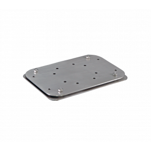 TravelConnector KM41-GLUE Montageplatte für Fahrzeuge
