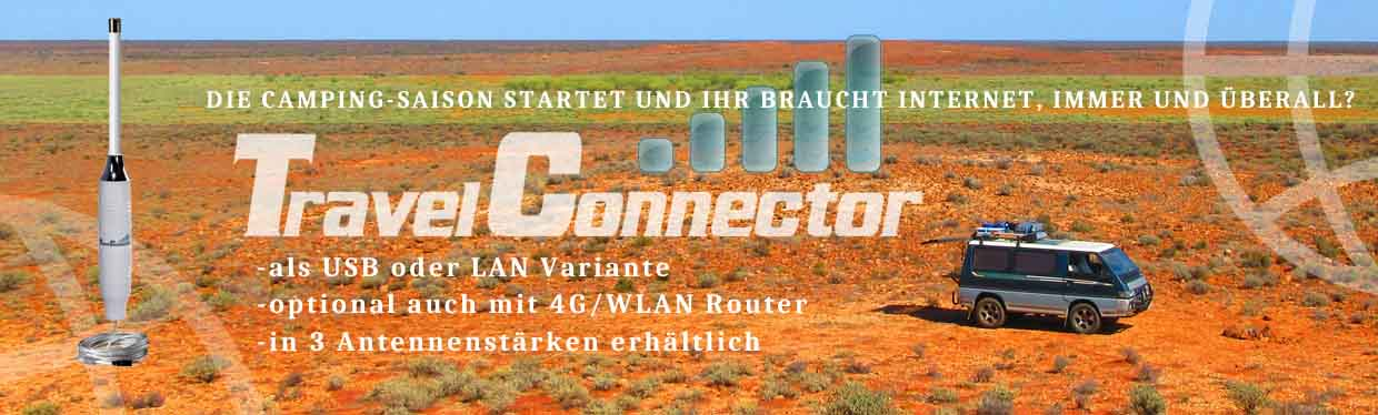 TRAVEL CONNECTOR